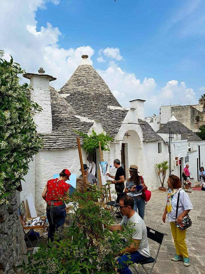 Alberobello And Polignano A Mare
